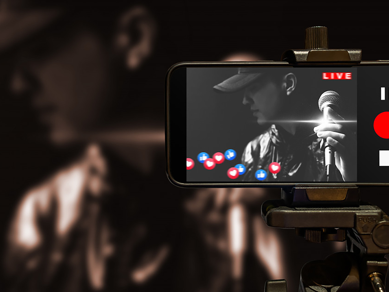 Arte, cultura e entretenimento: CAASP programa saraus virtuais para novembro