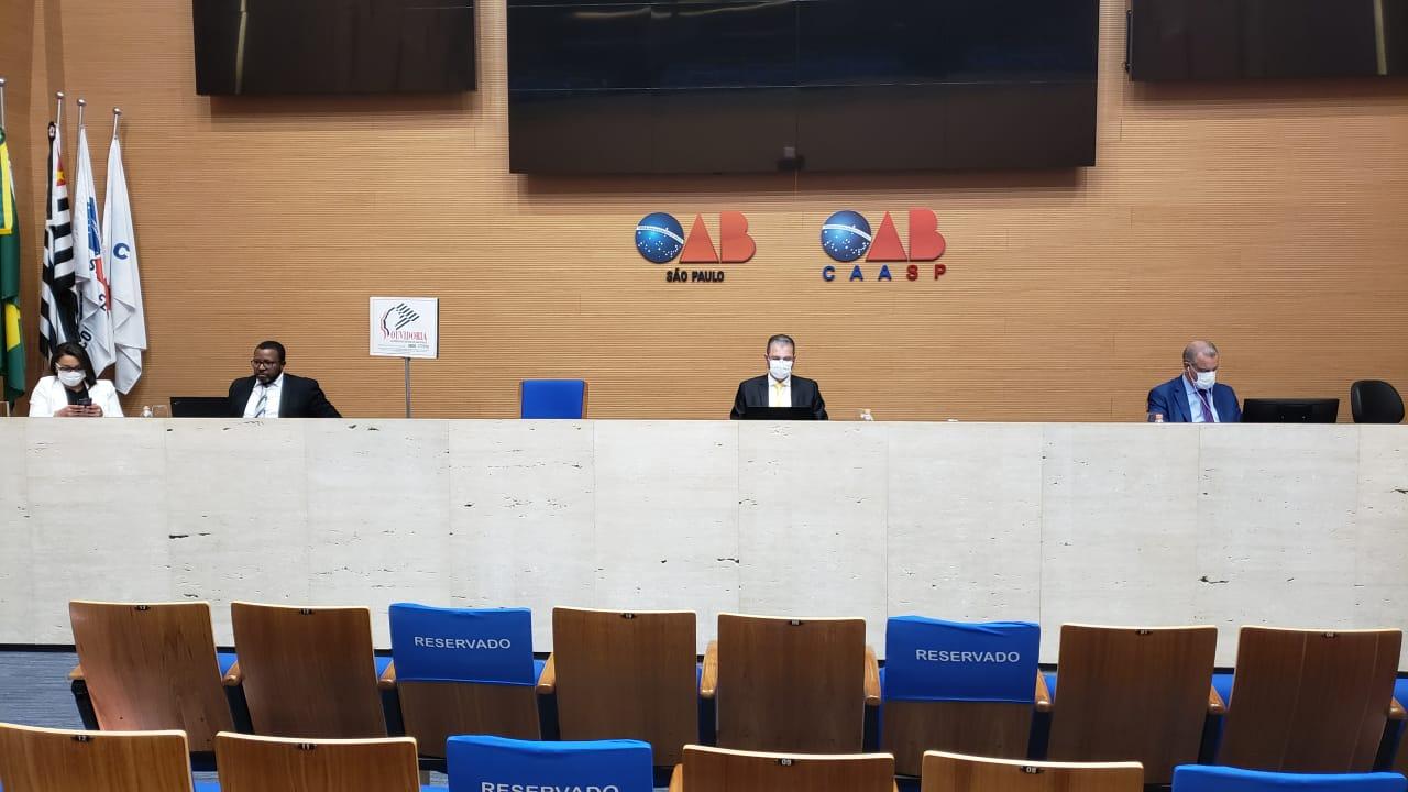 Presidente da OAB SP toma posse como membro do Conselho Consultivo da Ouvidoria da Polícia do Estado de São Paulo